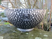 "The 14"" Cathay Bowl Silver"